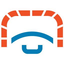 SMA OpCon Vision software icon with eye and eyebrow